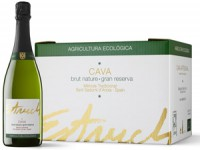 This Christimas drink a toast with our New Organic Cava